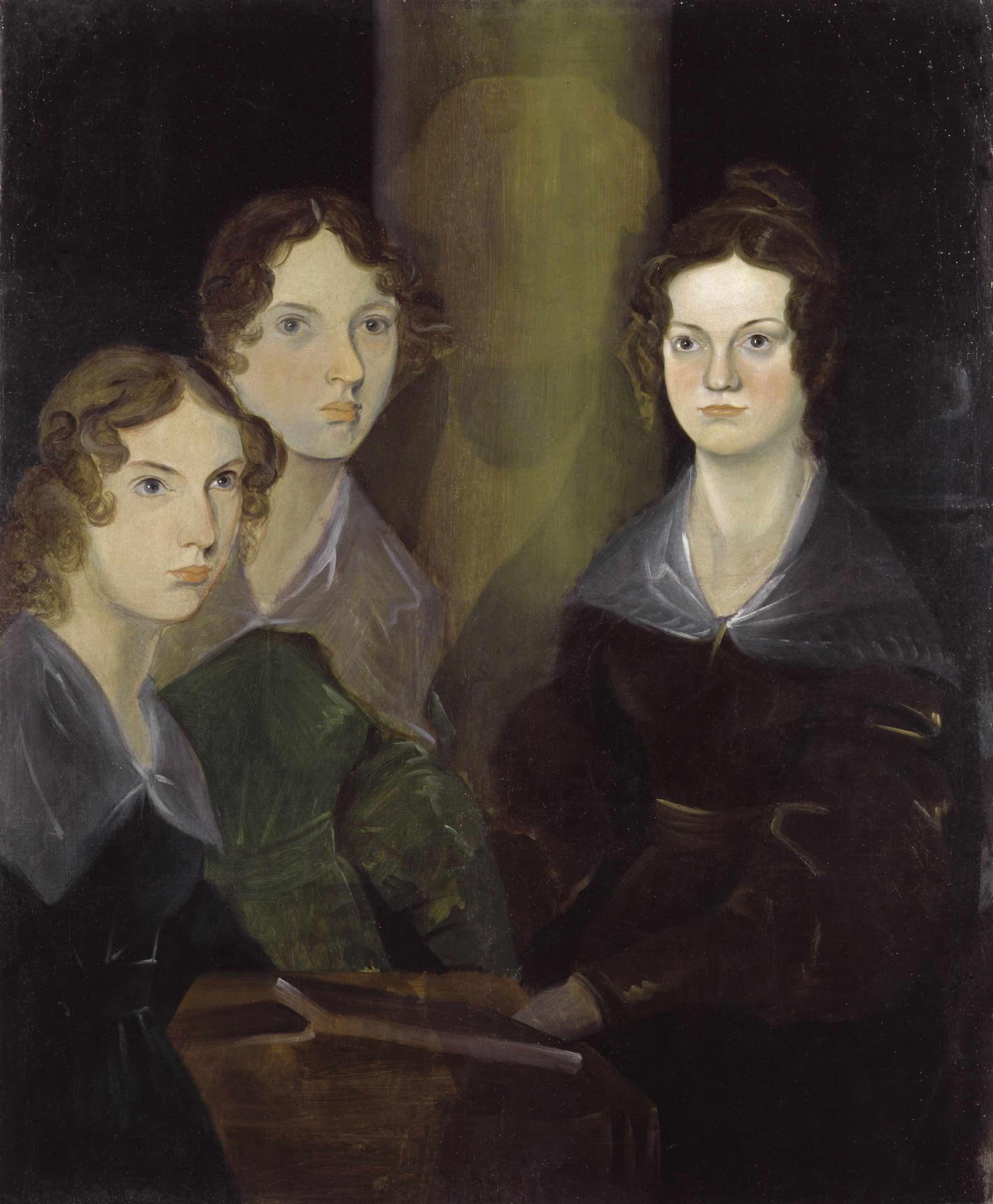 Sestre Anne, Emily in Charlotte